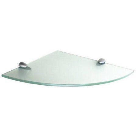 top 25 ideas about floating glass shelves on pinterest ikea floating shelves glass holders. Black Bedroom Furniture Sets. Home Design Ideas