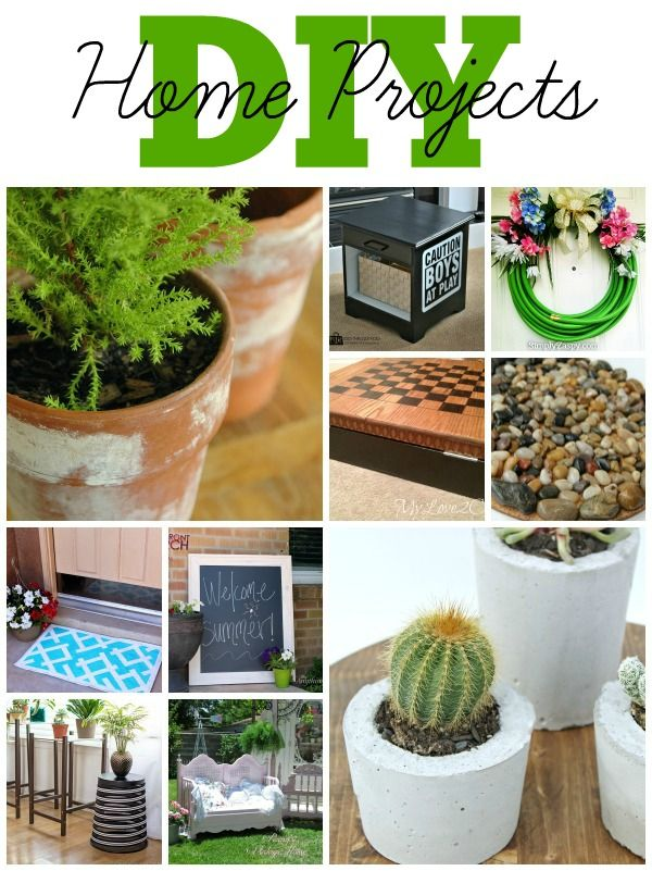 These 10 DIY home decor ideas are impressive, affordable, and easy to make.