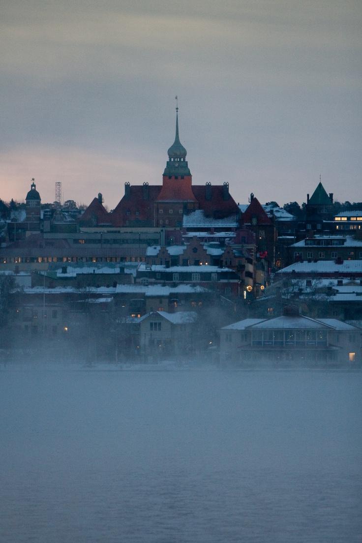 Ostersund City Hall.