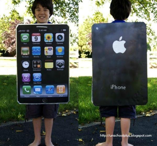 iPhone+Costume+-+DIY+Tween+Boy+Costume