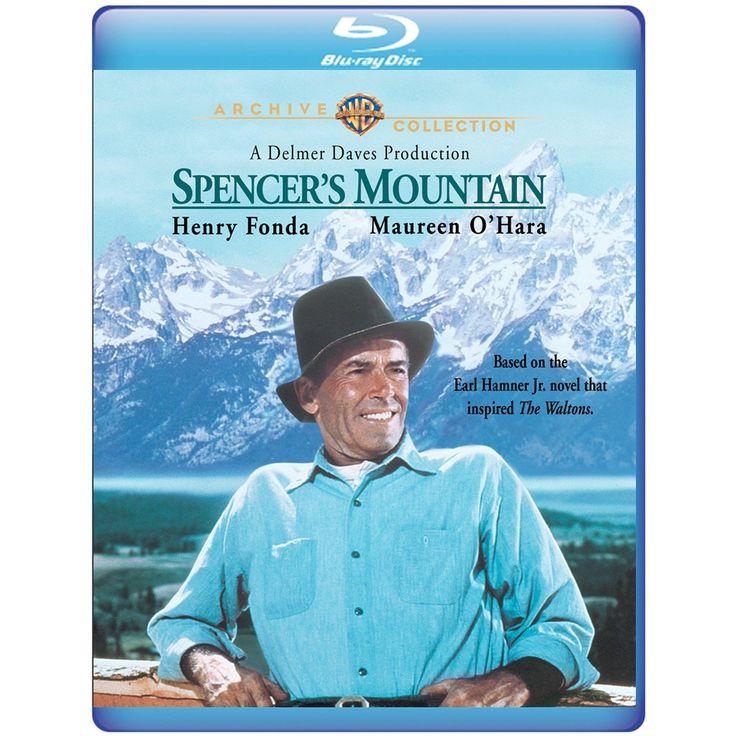 Spencer's Mountain - Blu-Ray (Warner Archive Region Free) Release Date: April 18, 2017 (Amazon U.S.)