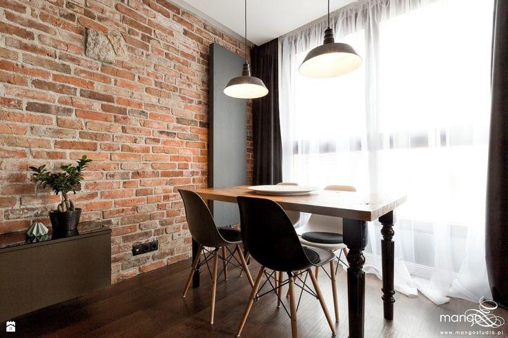 Jadalnia styl Nowoczesny - zdjęcie od MANGO Studio Architektury Wnętrz i Ogrodów - Jadalnia - Styl Nowoczesny - MANGO Studio Architektury Wnętrz i Ogrodów