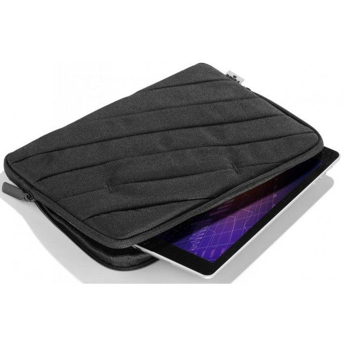 Durable Schutztasche gepolstert Schale für Tablet 10 Zoll schwarz DU1719 530501