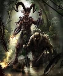 horror monsters - Google Search