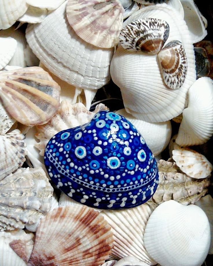 1000 Images About Paint On Pinterest: 1000+ Images About Painted Sea Shells On Pinterest