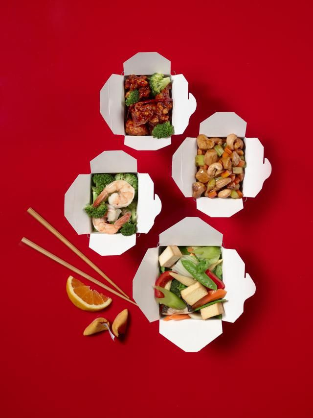 This article tell you about different popular Chinese take away food