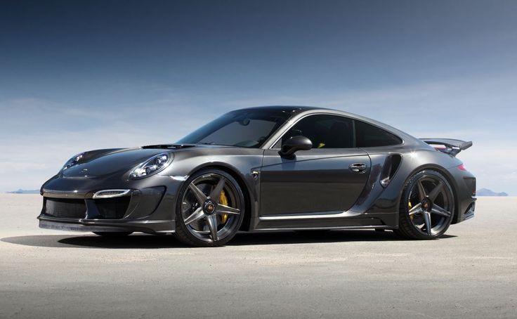 #Porsche911Turbo Stinger #GTR Carbon Edition (991) '2015 www.asautoparts.com