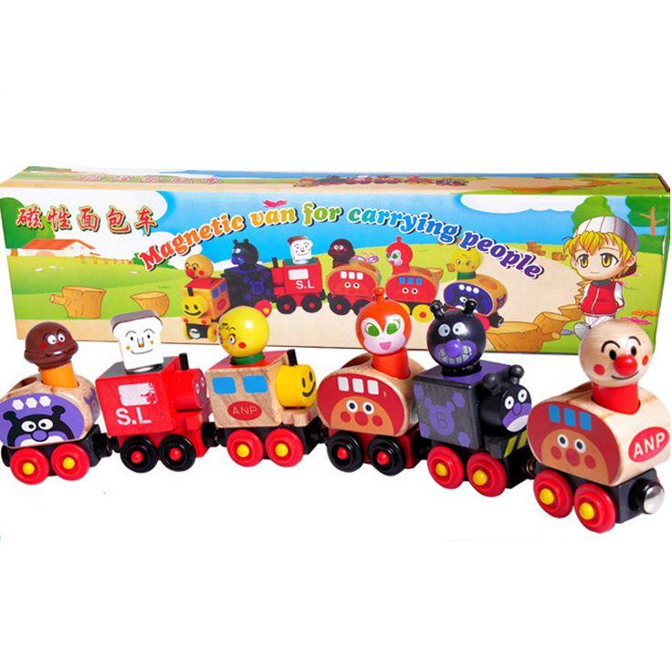 $9.86 (Buy here: https://alitems.com/g/1e8d114494ebda23ff8b16525dc3e8/?i=5&ulp=https%3A%2F%2Fwww.aliexpress.com%2Fitem%2FBaby-Toys-Anpanman-Magnetic-Train-Thomas-Train-Wooden-Toys-Magnetic-Vehicle-Blocks-Kids-Educational-Gift%2F2024916073.html ) Baby Toys Anpanman Set Magnetic Van For Carrying People Train Wooden Toys Magnetic Vehicle Blocks Kids Educational Gift for just $9.86
