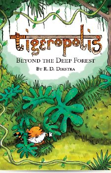 Tigeropolis published by Belle Media with an accompanying video game