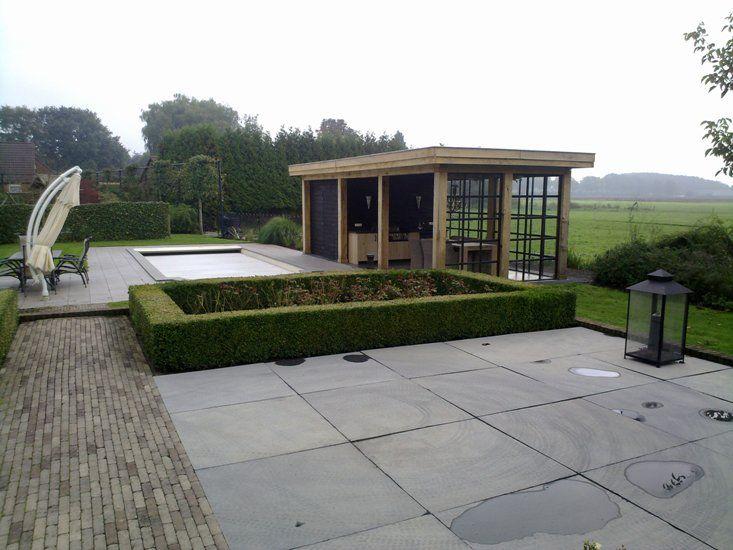 Ontwerp en bouw poolhouse - Rene Houtman
