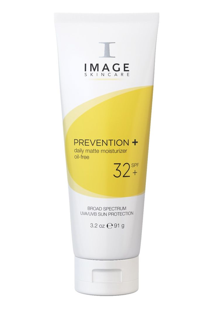 IMAGE Skincare PREVENTION+™ Daily Matte Moisturizer SPF 32 Physical and Chemical Sunscreen same as Murad matte moisturizer but higher SPF (ACTIVE INGREDIENTS: ZINC OXIDE 9%, OCTINOXATE 7.5%)