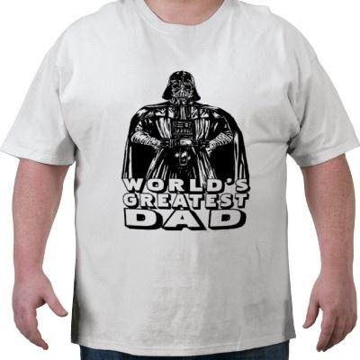 Darth Vader: World's Best Dad Tee ShirtGreatest Dads, Darth Vader, Dads Tees,  Tees Shirts, Funny Stuff, Fathers Day, Stars Wars, T Shirts, Funny Shirts
