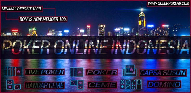 Poker Online Indonesia Uang Asli  http://queenpoker99.online/poker-online-indonesia-uang-asli