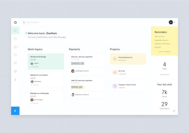 Fullview dashboard