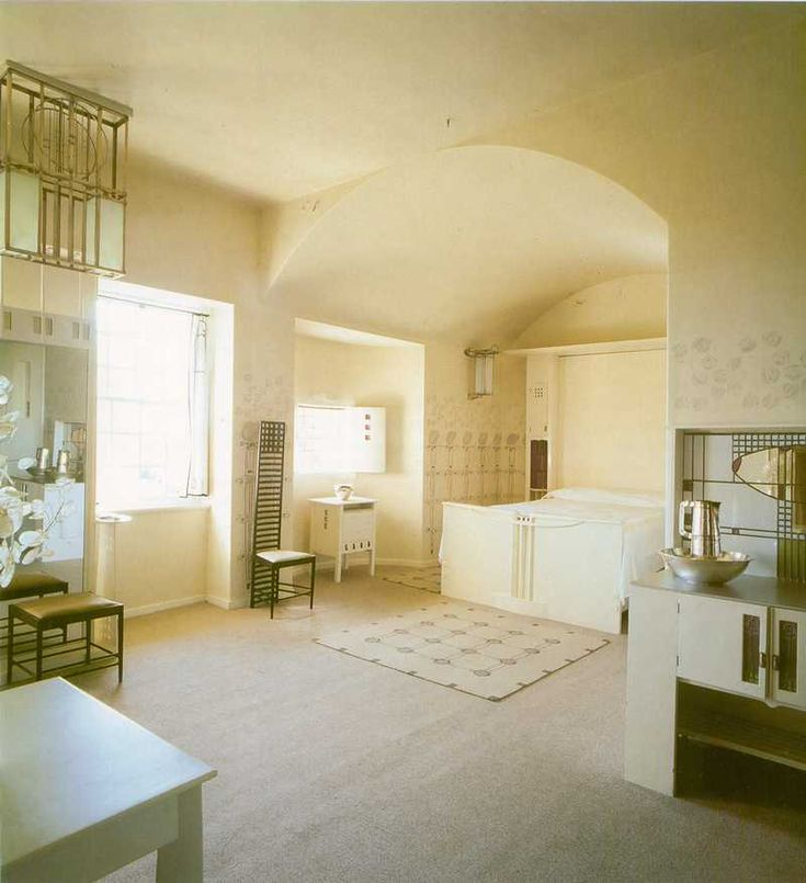 Charles Rennie Mackintosh | Charles Rennie Mackintosh, The Hill House