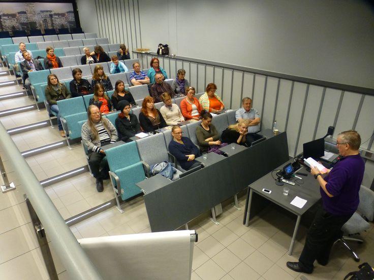Viisas Karhu julkistustilaisuus Kuopiossa 1.7.2014