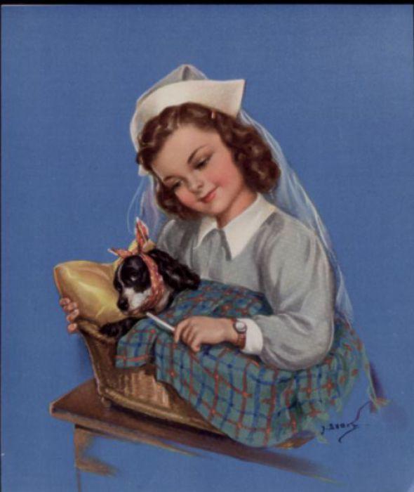 My Puppy Patient ~ Jules Erbit