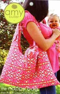 Amy Butler -Nappy Bag pattern