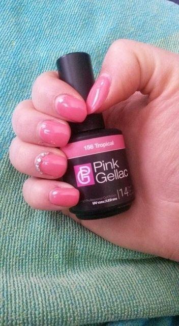 Lysette Haaksman de Koster ▶ Pink Beauty Club Nogsteeds super tevreden over mn starters set. En enorm mooie kleur voor de zomer. Nu 1 weekje uitgroei