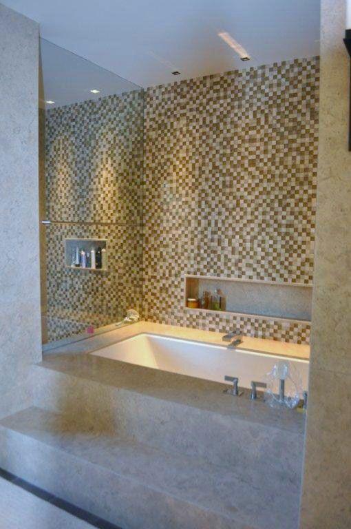 granite tile bathroom