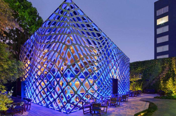 Tori Tori restaurant Rojkind Arquitectos Esrawe Studio