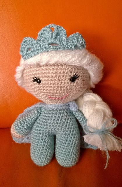 Ravelry: Project Gallery for Jojo the Big Headed Baby Doll pattern by Anastasia Makeeva