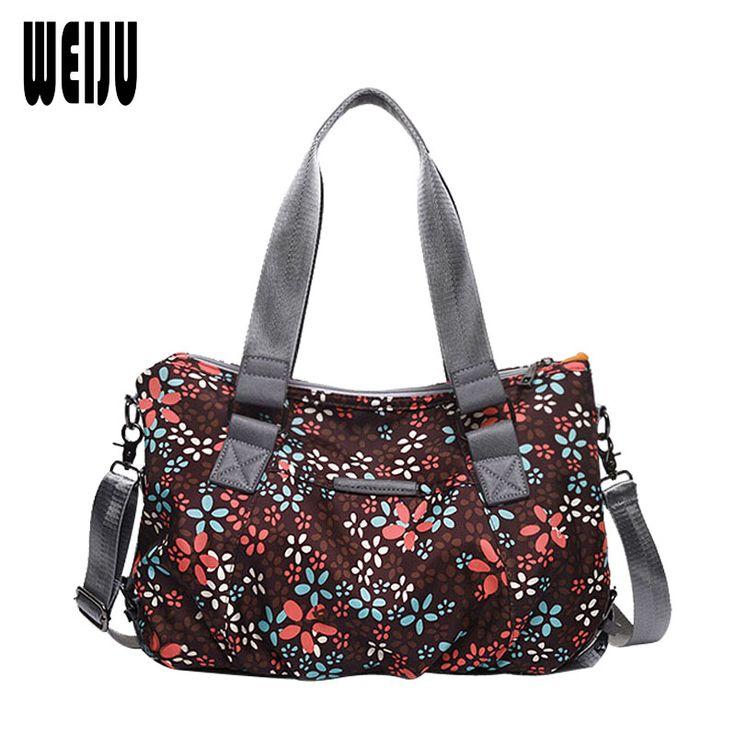 WEIJU 2017 New Fashion Women Handbag Oxford Shoulder Women-Messenger-Bags Casual Crossbody Ladies Big Tote Bag Sac A Main