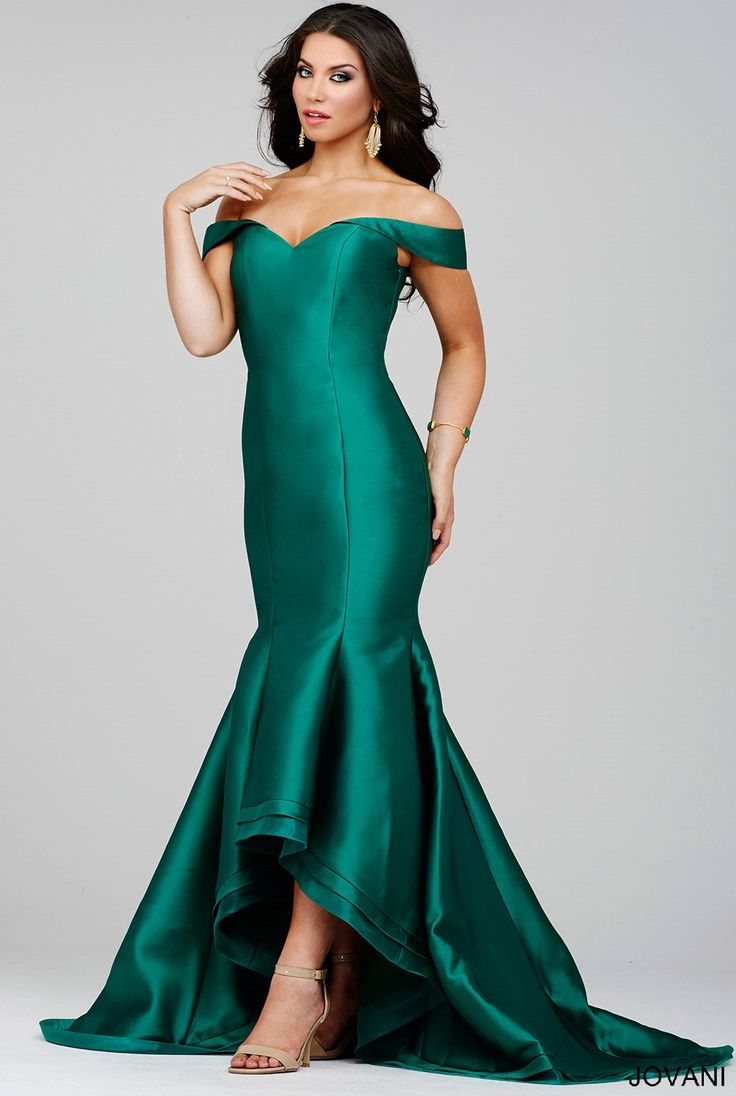 Prom dress new arrival 2016 mermaid pageant dress emerald green - Wear The Color Of The Season