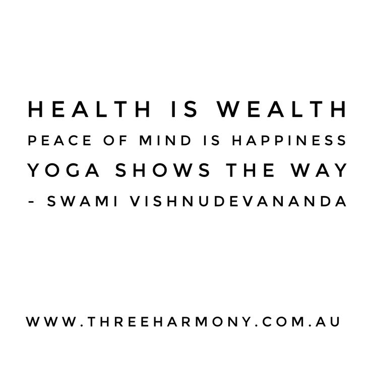 Wise words from Yoga Master Swami Vishnudevananda. More on how to live in tune with nature using tools from Yoga and Ayurveda on the Three Harmony blog.