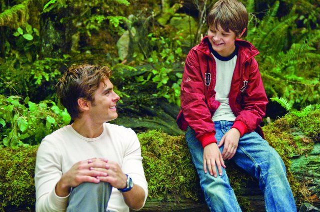 Charlie St. Cloud- cheesy but a beautiful story of love.