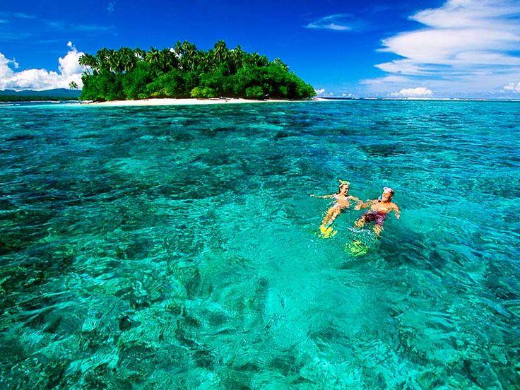 Sinalei Reef Resort & Spa, Samoa #beautifulsamoa #samoa #sinalei #luxurytravel #luxuryresort