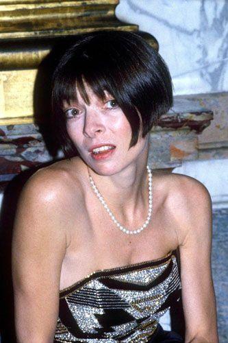 Anna Wintour, 1977