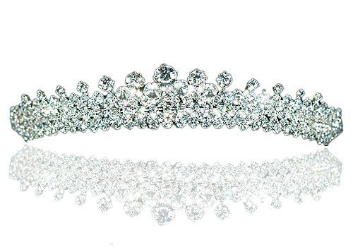 Vintage Exquisite Crown Wedding Bridal Tiara with Stunning Sparkling Crystals and PreciousBags Dust Bag PreciousYou http://www.amazon.co.uk/dp/B0078Q31AU/ref=cm_sw_r_pi_dp_w479tb19R9VVF