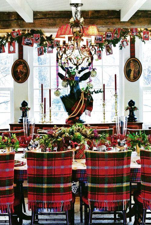 Tartan Christmas Dinner                                                                                                                                                                                 More