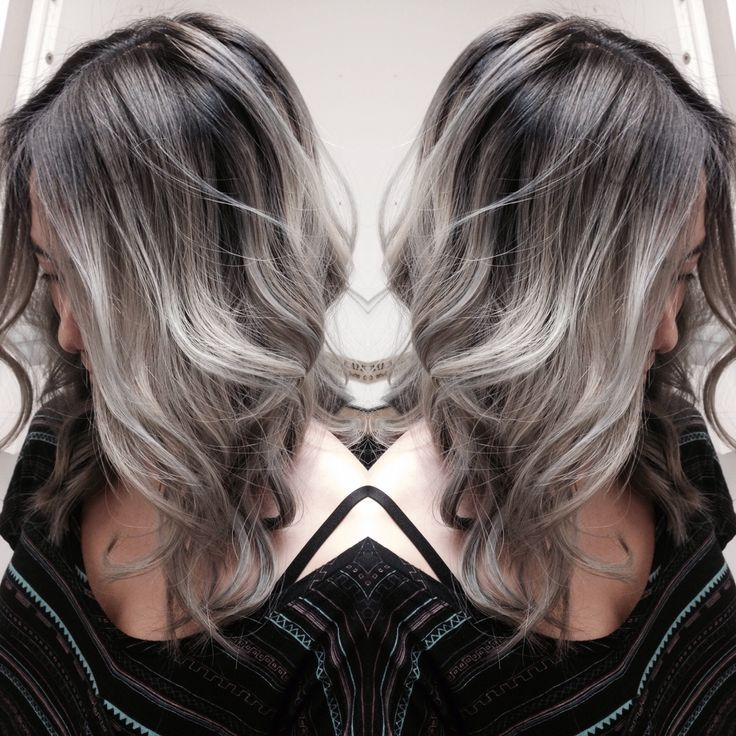 FORMULA: The Perfect Silver Color Melt