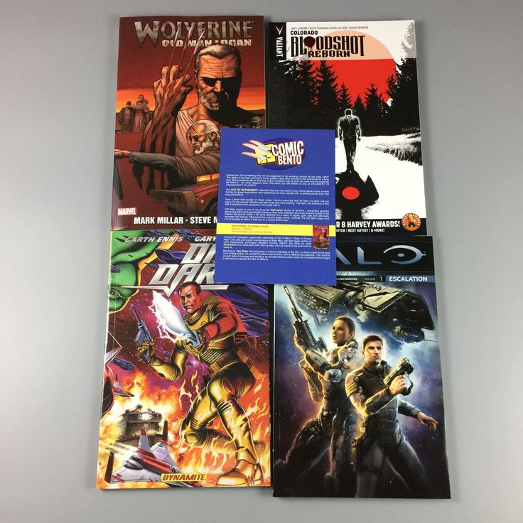 """Comic Bento is comic subscription box. March 2017 theme was """"OUT OF RETIREMENT."""" See the review + 15% off coupon code!   Comic Bento March 2017 Subscription Box Review & Coupon →  https://hellosubscription.com/2017/03/comic-bento-march-2017-subscription-box-review-coupon/ #ComicBento  #subscriptionbox"""