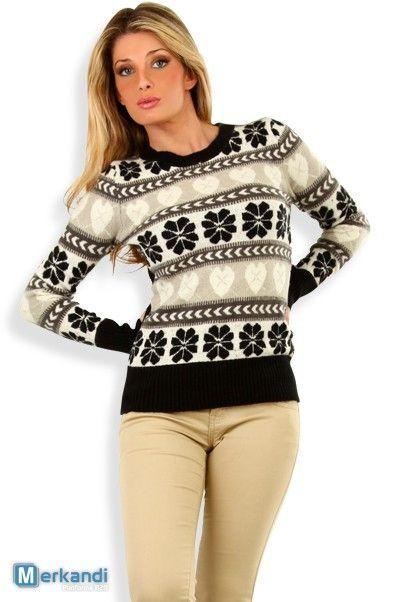 STOCK MAGLIERIA AZIENDALE DA DONNA #84962   Stock abbigliamento   merkandi.it