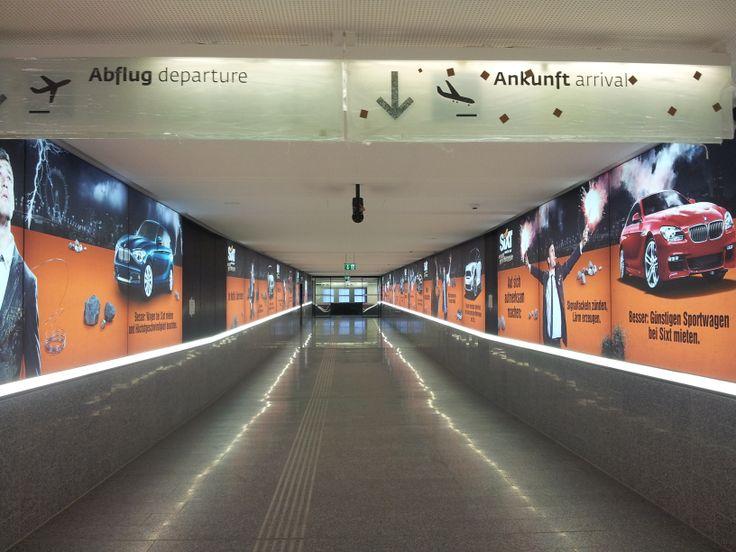 Sixt at Airport Vienna, Austria