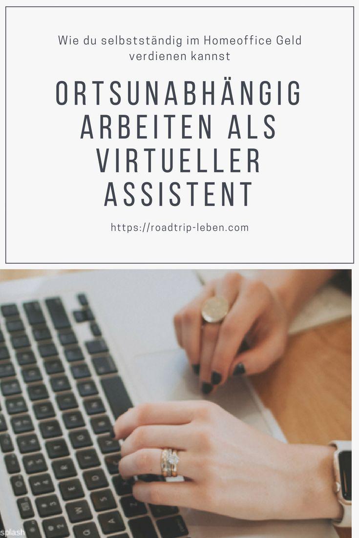 Virtuelle Assistenz – was ist das und passt es zu mir? Roadtrip Leben Blog