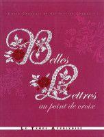 """(9) Gallery.ru / moimeme1 - Альбом """"belles lettres au point de croix"""""""