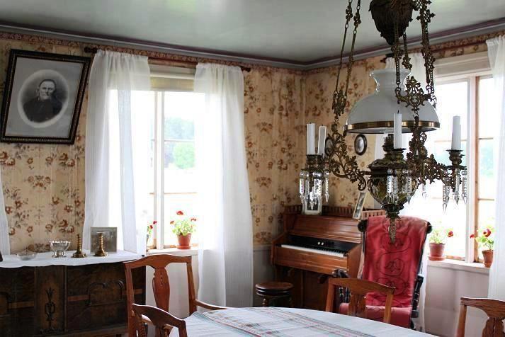 Beautiful Traditional 19th Century Swedish Log Cabin