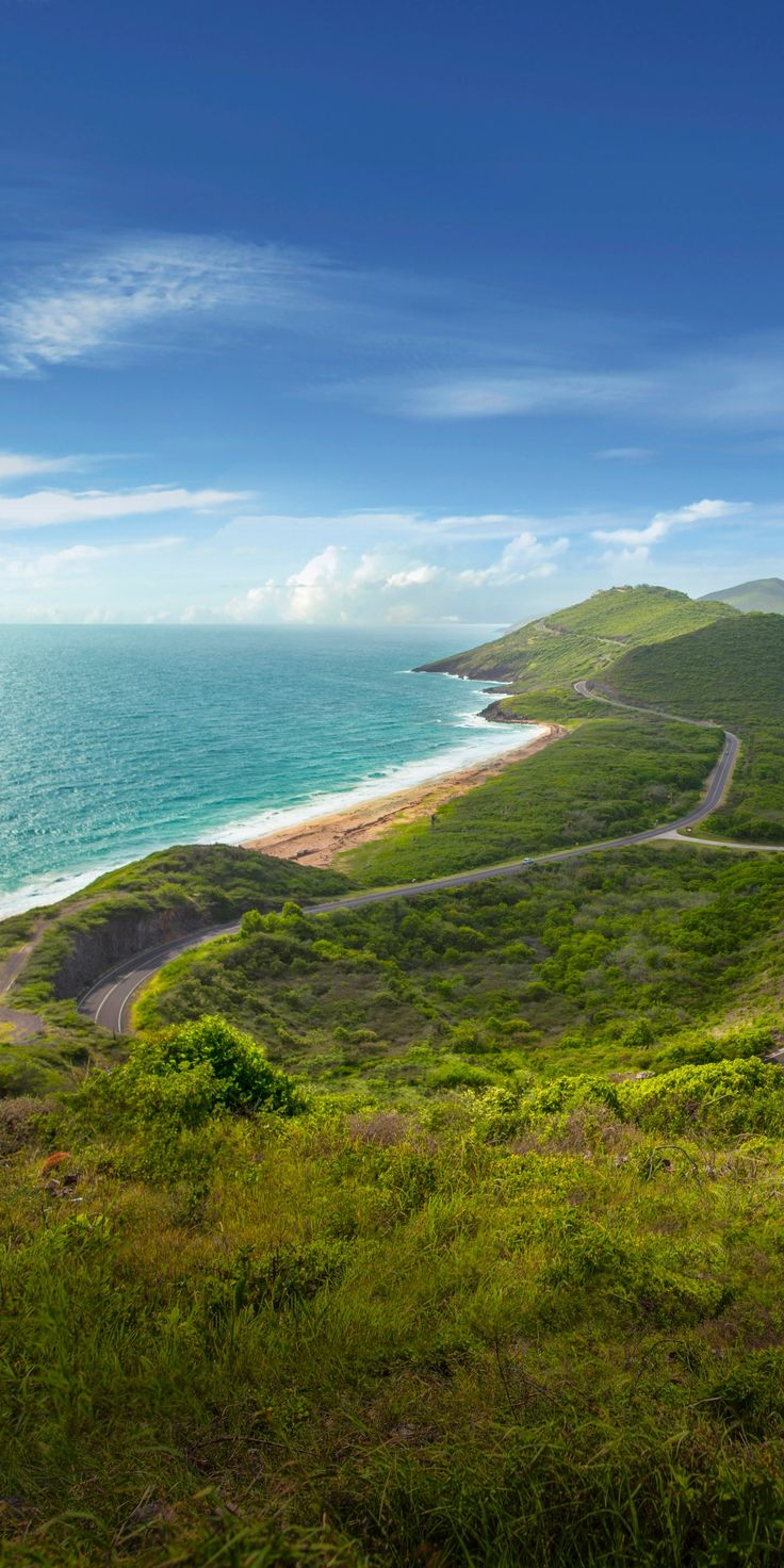 Basseterre, St. Kitts | Though only a population of about 13,000, the capital city of the island of St. Kitts is no small adventure. Follow your own road to Brimstone Hill Fortress National Park and climb to the top of the main hill for a remarkable view.