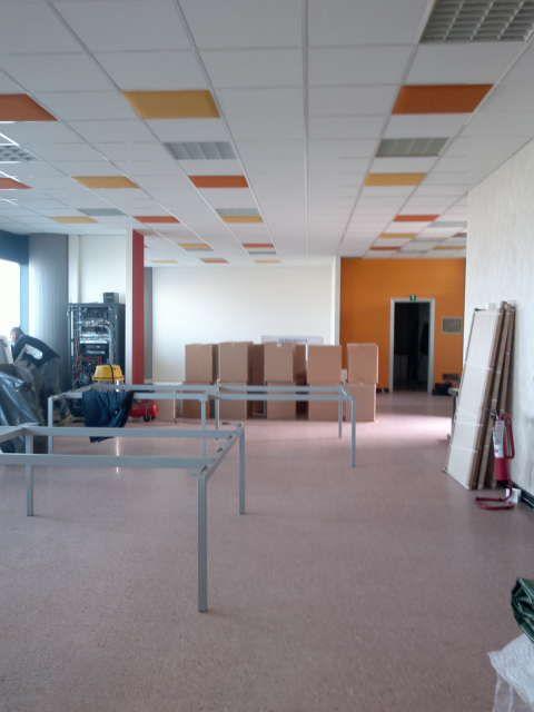 Pannelli #in #caimibrevetti inseriti nel controsoffitto  www.zetaoffice.com