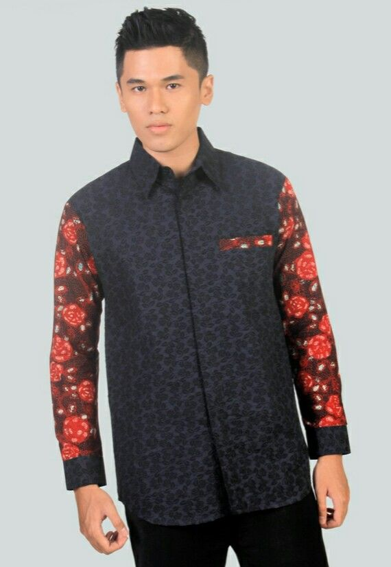 Kemeja Abimayu by Batik Loji