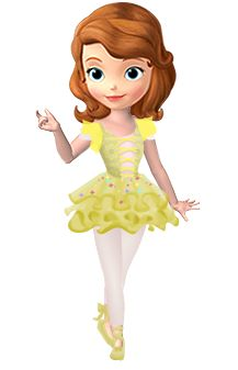 Sofia's Dress Up | Sofia the First | Disney Junior