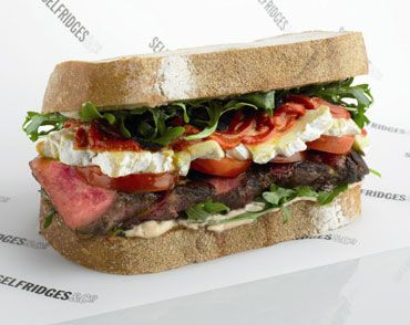 Worldu0027s Most Expensive Sandwich At Selfridges U0026 Co.