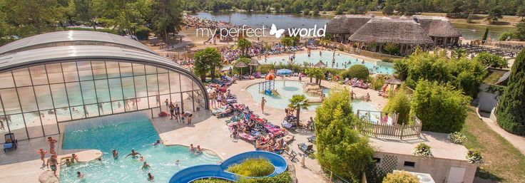 Les Alicourts Resort – 5-star Camping & Glamping in France