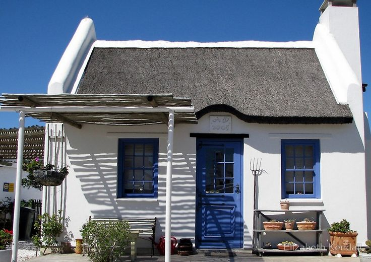 Paternoster West Coast - beach cottage
