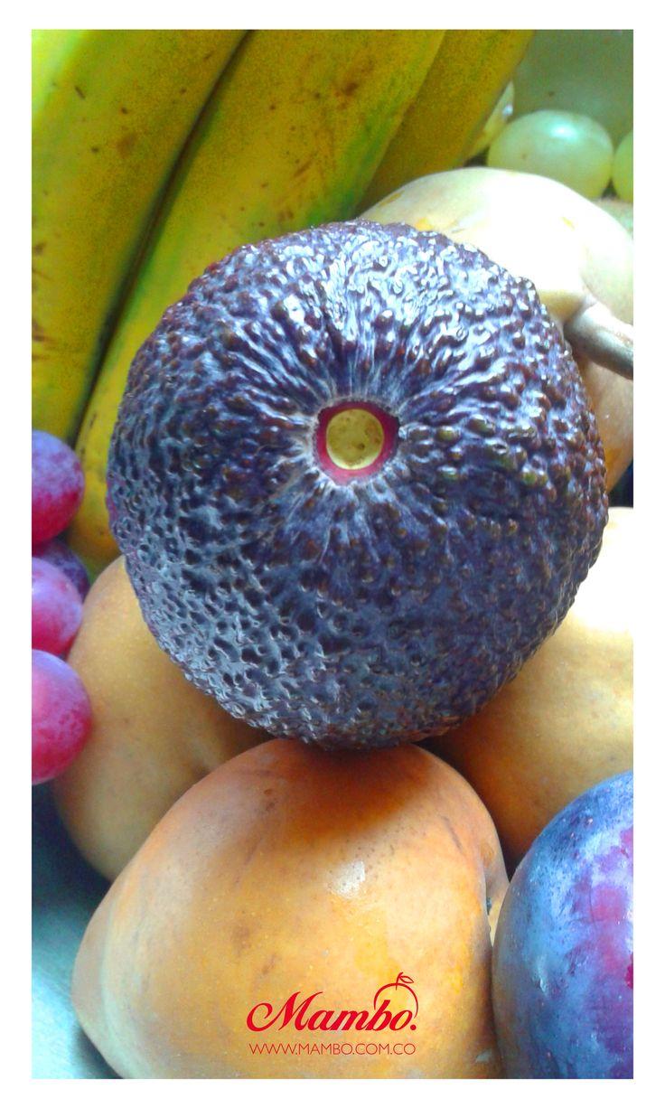 Pequeño TRUCO para saber si el aguacate está maduro. Si ven amarillo el hueco cuando quiten el tallito que tiene adherido está listo para comer.  Mambo Frutas y Verduras - Cartagena de Indias - www.mambo.com.co