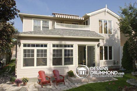 92 best plan de r novation plan d 39 agrandissement de maison images on pinterest belle. Black Bedroom Furniture Sets. Home Design Ideas